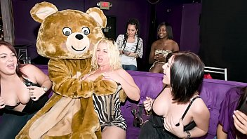 DANCING BEAR - Starting The Year Off Right With Big Dicks Slinging & Horny Hoes Sucking