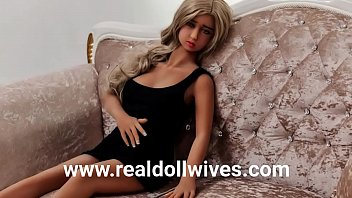 Realdollwives.com 125cm A Cup Realistic Small Breast Sex Doll