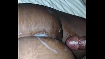 My wife pussy was so good I bust a but and tried to keep going!