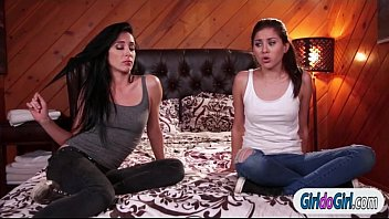 Lesbos Shyla Jennings n Aiden Ashley facesitting n tribbing