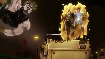 "jojo's bizarre adventure stardust crusaders Egypt Arc capitulo 24 ""¡FINAL!"" (sin censura)"