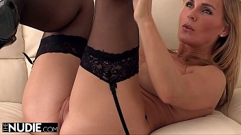 MILF Loves Rubbing Her Pussy Before Getting Fucked