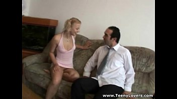 Teeny Lovers - Older guys fuck Kate better teen porn