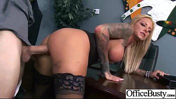 (britney shannon) Office Girl Real Love To Hardcore Bang movie-07