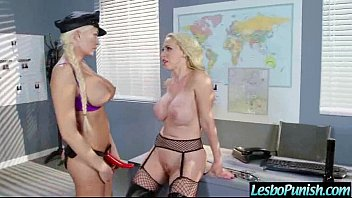 Hard Sex Punishment Between Hot Lesbos movie-04