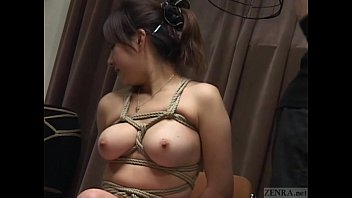 Bdsm sotires Subtitled japanese cmnf bdsm nose hook bird cage play