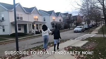 "LoyaltynRoyalty's "" Royalty Teaches Nasty Neighbor ""DyNasty"" How to Squirt!"