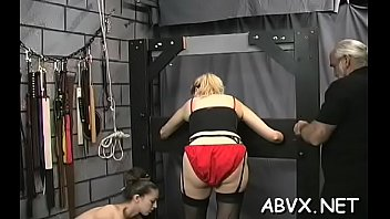 Awesome girlie gets banged well