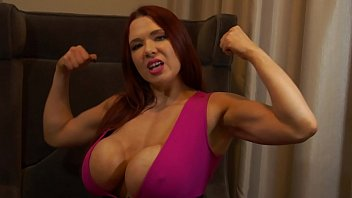 How to make my boobs grow Cucked by muscle wife