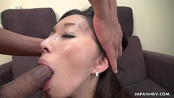 Mature slut gobbling on a pecker like a sex fiend - 69VClub.Com