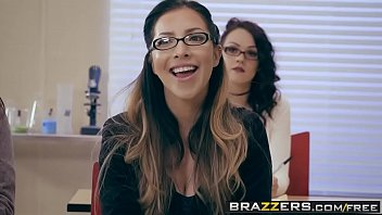 Brazzers - Big Tits at School -  No Bubblecum In The Classroom scene starring Karlee Grey and Johnny
