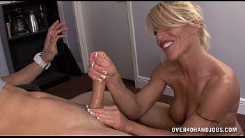 Hot Milf Handjob Domination 5 min