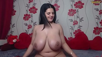 Soft tits 1 1dream magical playing with her giant boobs