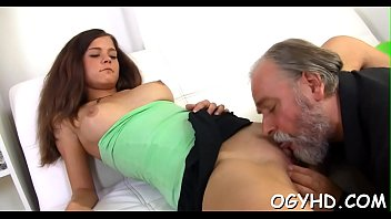 Hot sexy young porn vid Old dude eats young vagina