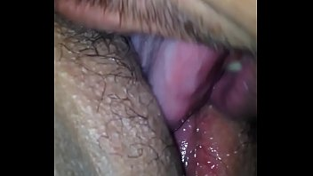 Licking my exwife tight pussy till she cum
