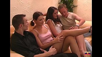 Swapping Girlfriend and Experiencing Hot Friend [teaser] HD 720p