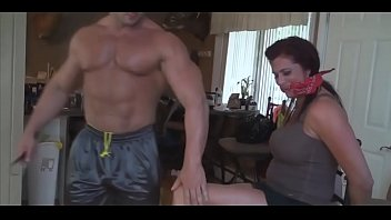 Milf From Exposedcougars.com Didn't Obey So She Is Punished