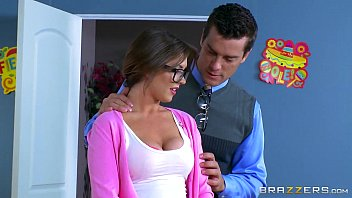 Brazzers - Alice Lighthouse - Big Tits At School CUM thumbnail