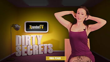Dirty Secrets with hot pornstar and Xpanded TV presenter Vicky Peach