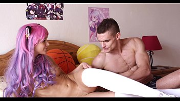 Alexis Crystal - Cosplay sex with butt plug tail
