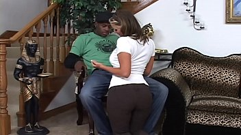 Big Tits Escort MILF goes porn for a wannabe director with a Black BBC Guy