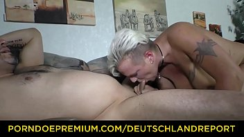 DEUTSCHLAND REPORT - Dirty amateur German granny Judith S. gets picked up and fucked Vorschaubild