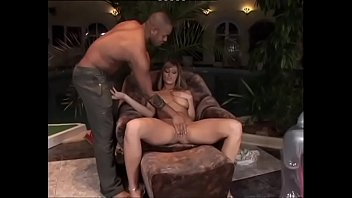 A white submissive slut is fucked in the ass!