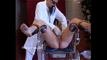 Crying amateur slavegirls medical fetish and extreme doctors bdsm in pegging