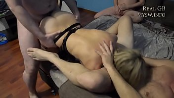 gang bang wife 3 min