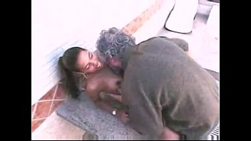 Orgasm old women - Horny girl fucked by an old dirty man all over /100dates