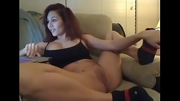 Beautiful girl showing tight pussy in webcam chat