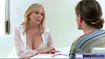 Busty Milf Wife (julia ann) Bang Hardcore In Front Of Camera movie-14