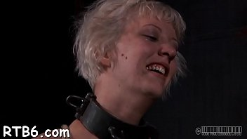 Useless dick penectomy - Useless wench is playing her clits