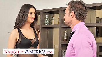Naughty America - Eliza Ibarra fucks her married boss