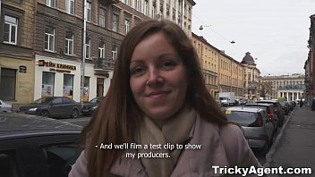 Tricky Agent - My sex tricks work teen porn well Elisaveta Gulobeva