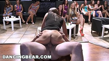 Black dicks in white women - Dancing bear - jmac lays pipe at a nuckin futs cfnm party