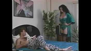 Beautiful gil Raven turned usuual take room service to the next level: her sexual lingerie щof aqua blue doebles her gratuity from any male hotel visitor