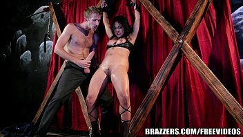 Lana Violet is a stripper with a fetish for bondage