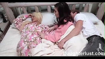 Daughters Fucked During Sleepover