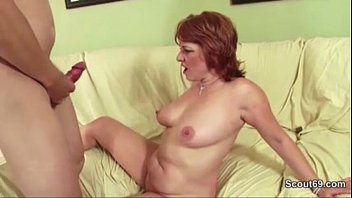 MILF Not Mother Seduce Young Boy to Fuck When Husband Is Away more on hotcamcamgirls.info