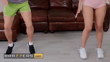 (Amber Alena) Desperately Wants Her Training Instructors Big Cock - Brazzers thumbnail