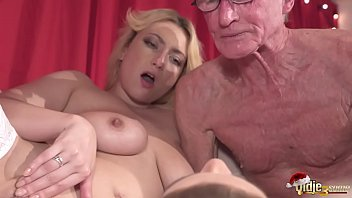 2.. fuck 2 Old Men and Swallow their cum on chirstmas day