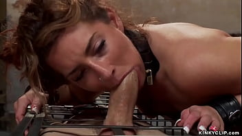 Big ass trainee anal finger fucked