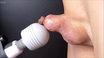 Japanese Guy's Shaved Penis Masturbation Tying The Skin With The Tip Of My Penis! Please Watch My Strange And Ruined Cumshot! No.30