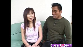 Nanami has hairy slit fucked with hard cock 10 min