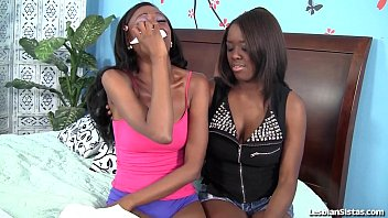Horny girl licks - After a bad breakup, brandi tries lesbian sex
