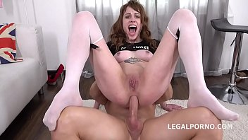 Mr. Anderson's anal casting, Mary Solaris gets Balls Deep Anal, ATM, Deepthroat, Gapes, Cum in Mouth GL052 GL052