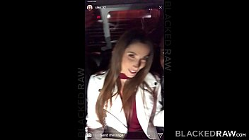 BLACKEDRAW French Girl Secret Hook Up With Two BBCs Image