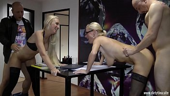 Hot blondes dirty sex What happens at the lawyer
