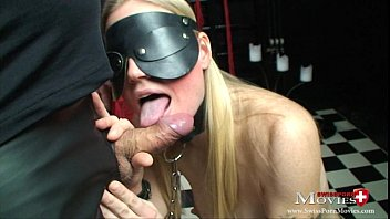 Blonde Student Lara used as a Sex-Slave…